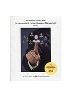 二手書博民逛書店《Fundamentals of Human Resource Management(5版)》 R2Y ISBN:1259071987