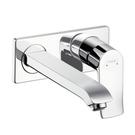 【麗室衛浴】德國HANSGROHE METRIS 埋壁式面盆龍頭 31085
