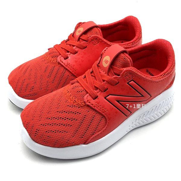《7+1童鞋》小童 New Balance DISNEY聯名款  慢跑鞋  運動鞋  9413  紅色