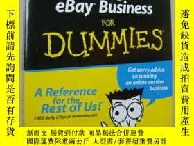 二手書博民逛書店Starting罕見an eBay Business for D