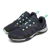 Merrell 戶外鞋 Siren 3 GTX 藍 綠 女鞋 運動鞋 Gore-Tex 防水 【ACS】 ML034282