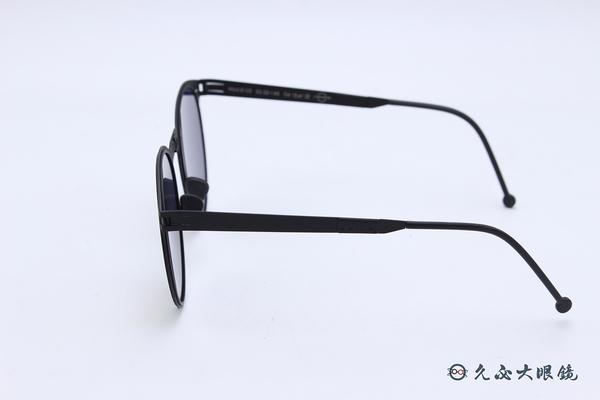 ROAV 偏光太陽眼鏡 Riviera - Mod.8103 ( 霧黑框/粉水銀 ) 薄鋼折疊墨鏡