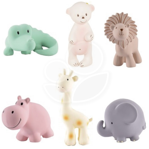 斯里蘭卡 TIKIRI 搖鈴固齒器/固齒玩具-6款可選【佳兒園婦幼館】