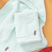 舒柔纖維方巾-漫步刺蝟-生活工場