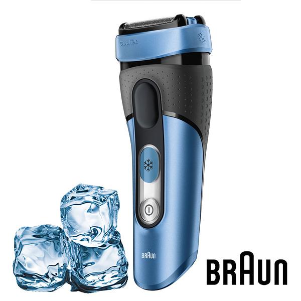 德國百靈 BRAUN °CoolTec系列 冰感科技電鬍刀 CT4S