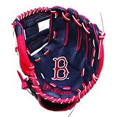 【LAKEIN運動網】║Wilson║波士頓紅襪款兒童手套