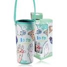 ㄇㄚˊ幾兔 獨家商品◆麻幾搖搖杯提袋(1入) 麻吉多種款式 手搖飲料杯套 環保手提袋 派樂嚴選