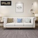北歐輕奢公寓沙發小戶型現代簡約雙人三人臥室客廳美式沙發拉扣  一米陽光