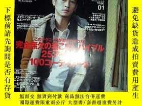 二手書博民逛書店日文雜誌罕見MENS FUDGE 2013 49Y203004