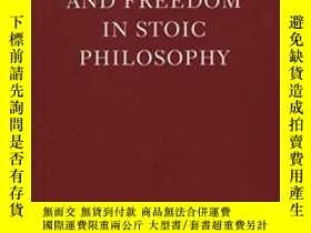 二手書博民逛書店Determinism罕見And Freedom In Stoic PhilosophyY364153 Sus