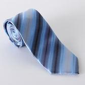 Roberta di Camerino 諾貝達斜紋領帶-藍