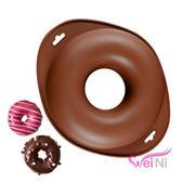 wei ni 矽膠模甜甜圈蛋糕 蛋糕模矽膠模具巧克力模型冰塊模型餅乾模具情人節