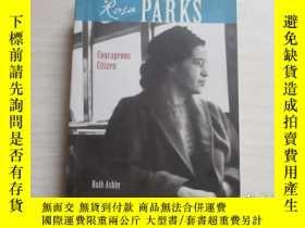 二手書博民逛書店Rosa罕見Parks:freedom rider【004】Y2