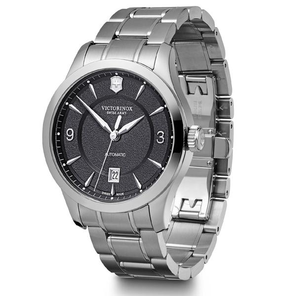 VICTORINOX SWISS ARMY瑞士維氏Alliance經典機械錶 VISA-241898