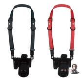 相機肩帶 微單相機背帶減壓防摔斜背肩帶通用長度可調 2色 交換禮物