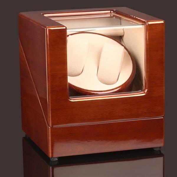 家用搖表器擺表器上錬盒晃表器自動手表盒上弦盒搖擺器禮盒 幸福第一站