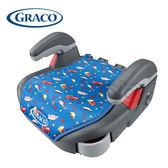 GRACO COMPACT JUNIOR 幼兒成長型輔助汽車安全座椅-卡通車