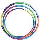 呼拉圈 3斤平面橡膠泡棉內加重鐵管呼拉圈/一個入(促450) 直徑110cm 安全呼啦圈 MIT製