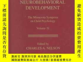 二手書博民逛書店Effects罕見of Early Adversity on Neurobehavioral Developmen