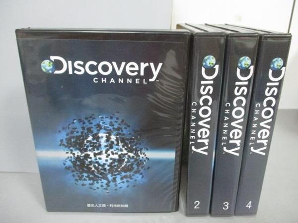 【書寶二手書T8/地理_FM1】Discovery Channel 歷史人文類科技新知類