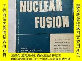 二手書博民逛書店nuclear罕見fusion (H2183)Y173412 D