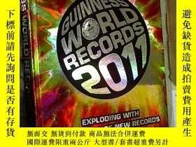 二手書博民逛書店Guinness罕見World Records 2011 大16