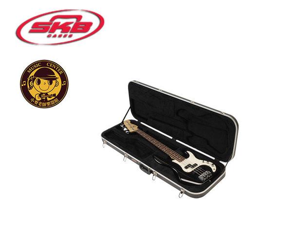 【小麥老師樂器館】SKBSKB-4 電貝斯Standard專用硬盒 可鎖【SKB4】 貝斯 電吉他 吉他