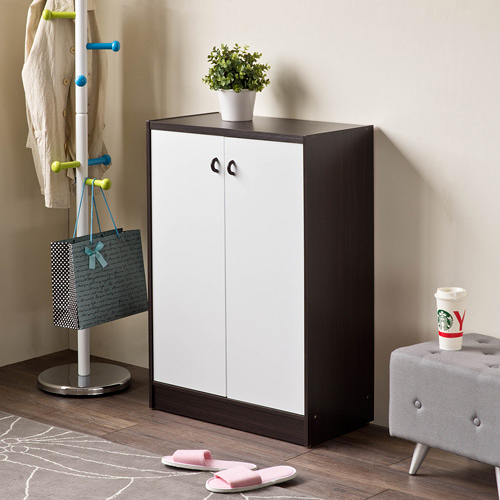鞋櫃 鞋架 收納【收納屋】時尚簡約雙門鞋櫃&DIY組合傢俱
