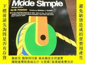 二手書博民逛書店Physics罕見Made SimpleY353234