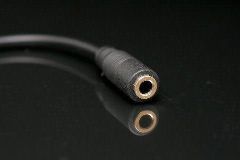 手機音源線 可轉3.5mm音源孔 LG KG800 (2) KE850Prada/KE970Shine/KF300/KF310/KF311/KF350/KF390/KF510/KF600/KF600/KF690