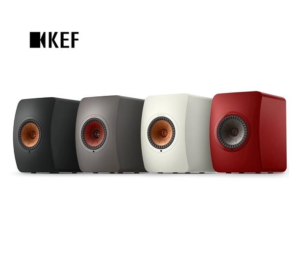 【預購贈KEF &Porsche聯名耳機SPACE ONE】 英國 KEF LS50 Wireless II 無線 HiFi 主動式喇叭