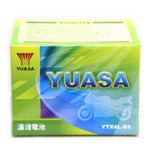 YTX4L-BS 4號湯淺YUASA機車電池電瓶