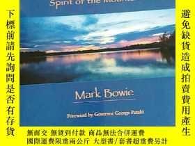 二手書博民逛書店Adirondack罕見Waters: Spirit of th