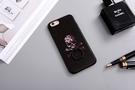 |文創現貨| iPhone 7 Plus i7 i7+ i6+ i6 i6S 6 6S 指環 手機殼 指環扣 指環支架 犀牛盾支架 黑暗骷髏