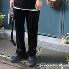 【OBIYUAN】休閒褲 韓國製 絨面 寬鬆 素面 長褲 共3色【Z95734】
