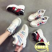 老爹鞋女新款韓版百搭增高智熏鞋子跑步鞋超火網紅運動鞋