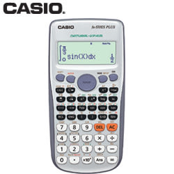 CASIO卡西歐 403功能 工程用計算機 FX-570ES PLUS【立即買省120元】
