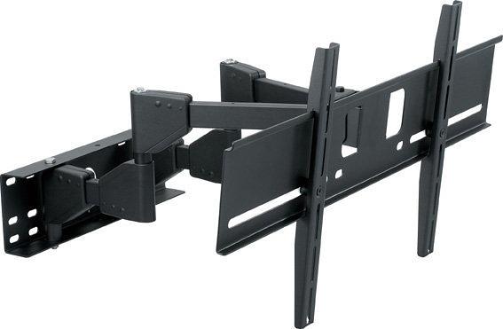 《名展影音》液晶電視手臂型壁掛架 PLAW-6060《37-61吋》可左右旋轉、上下俯仰