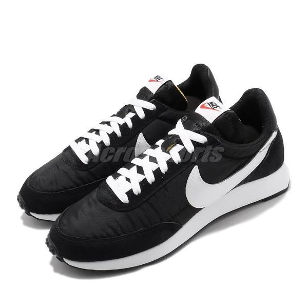 Nike 休閒鞋 Air Tailwind 79 黑 白 男鞋 小Sacai 基本款 【PUMP306】 487754-012