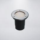 戶外防水地底燈 可搭配PAR20 LED 附預埋筒