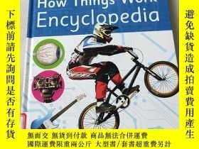 二手書博民逛書店How罕見things work Encyclopedia:事物如何運轉百科全書Y212829
