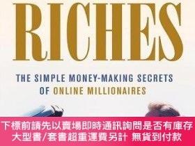 二手書博民逛書店Internet罕見Riches: The Simple Money-making Secrets of Onli