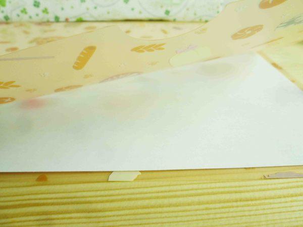 【震撼精品百貨】魔女の宅急便_魔女宅急便~A4L型文件夾-麵包圖案