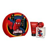 MARVEL SPIDER-MAN 蜘蛛人 淡香水禮盒 (淡香水50ml + 沐浴膠75ml)【Emily 艾美麗】
