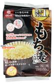【吉嘉食品】Hakubaku 糯麥飯 每包600公克(12入),日本進口 [#1]{4902571112686}