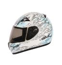ZEUS 瑞獅安全帽,全罩安全帽,ZS-2000C,zs2000C,彩繪F34/白藍
