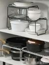 可疊加鐵藝置物架櫥柜碗碟架廚具調味品收納架廚房調料架凱斯盾