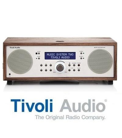 Tivoli Audio Music System II 藍芽藍牙AM/FM收音機鬧鐘喇叭 公司貨