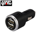 擴充器 日本YAC 4.8A快充型雙USB充電器(TP192)  iPhone6 / 6Plus【亞克】