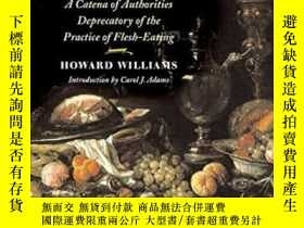 二手書博民逛書店The罕見Ethics Of Diet: A Catena Of